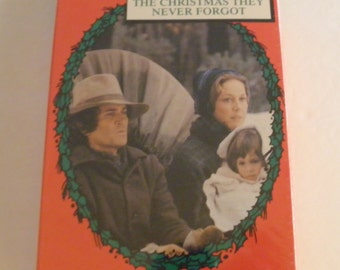 Little House on the Prarie The Christmas They Never Forgot 1989 VHS Video Tape New Sealed