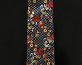 Silk Tie by The Custom Shop - floral