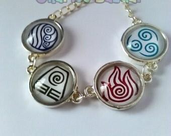 Seconds Avatar Element Bracelet