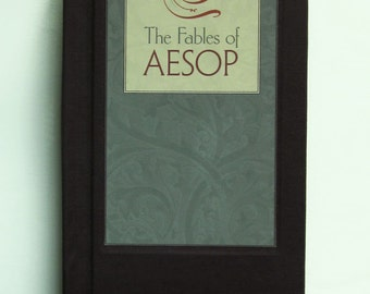 The Fables of Aesop, numbered limited edition book