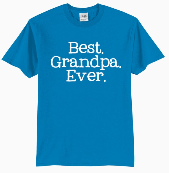 Cover your body with amazing Best Grandpa t-shirts from Zazzle. Search for your new favorite shirt from thousands of great designs!