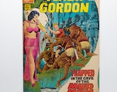 Flash Gordon #13 - Charlton Comics - VF
