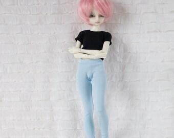 Light blue leggings for Fairyland chic-line dolls