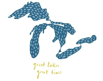 Great Lakes, Great Times download