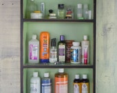 Bathroom Cabinet-Large Bathroom Cupboard - Handmade Rustic Furniture - MADE TO ORDER