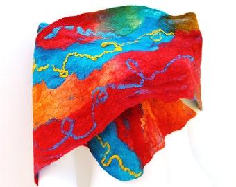 Silk Australian Merino Wool Scarf