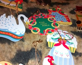 Christmas Ornaments Assorted..... Treasures Keepsakes