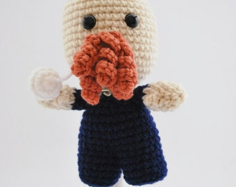 Crochet Dr Who Ood