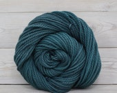 Apollo - Hand Dyed Bulky Superwash Washable Merino Wool Bulky Chunky Yarn - Colorway: Marquesas