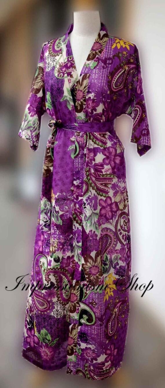 Bridesmaid Kimono Robes