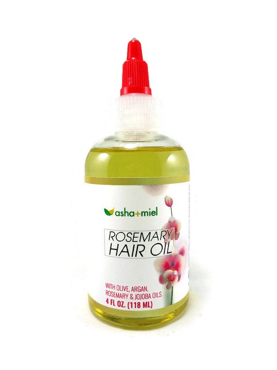 Rosemary olive oil hair
