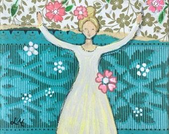 Gratitude - Art Print 21 x 30 cm/ 8,3 x 11,8 in