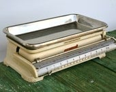 Zenith kitchen scales, 1960s 10Kg