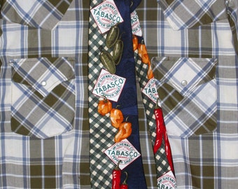 Hot Stuff Tabasco Tie by McIlhenny