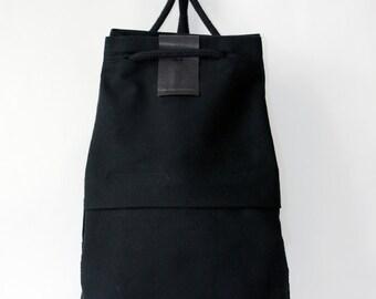 Drawstring backpack FANT/blue