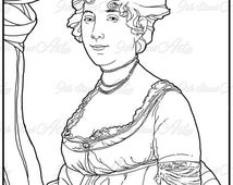 madame alexander coloring pages | Popular items for dolley madison on Etsy
