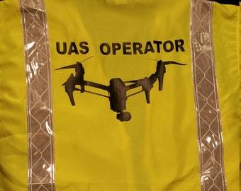 UAS Operator Vest