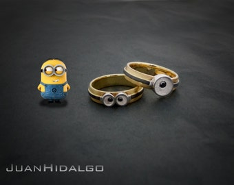 Minions Wedding Ring