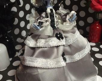 MARKDOWN!! Veronica Von Vamp Dress for your Monster High Doll
