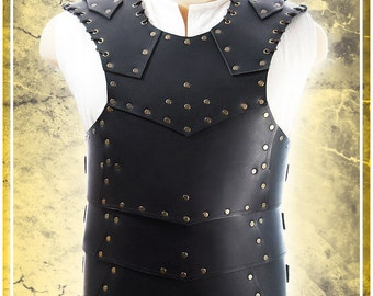 LARP Scout leather armor