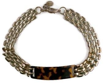 Vintage Parisian Babylone Necklace