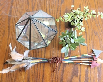 Hand Painted Wooden Arrows