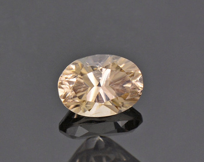 Gorgeous Champagne Zircon Gemstone from Australia 1.67 cts.