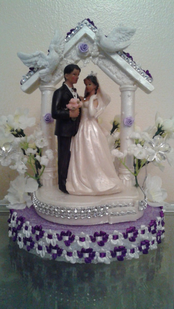 nigerian wedding cake toppers american wedding cake topper uniquely designed and 17878