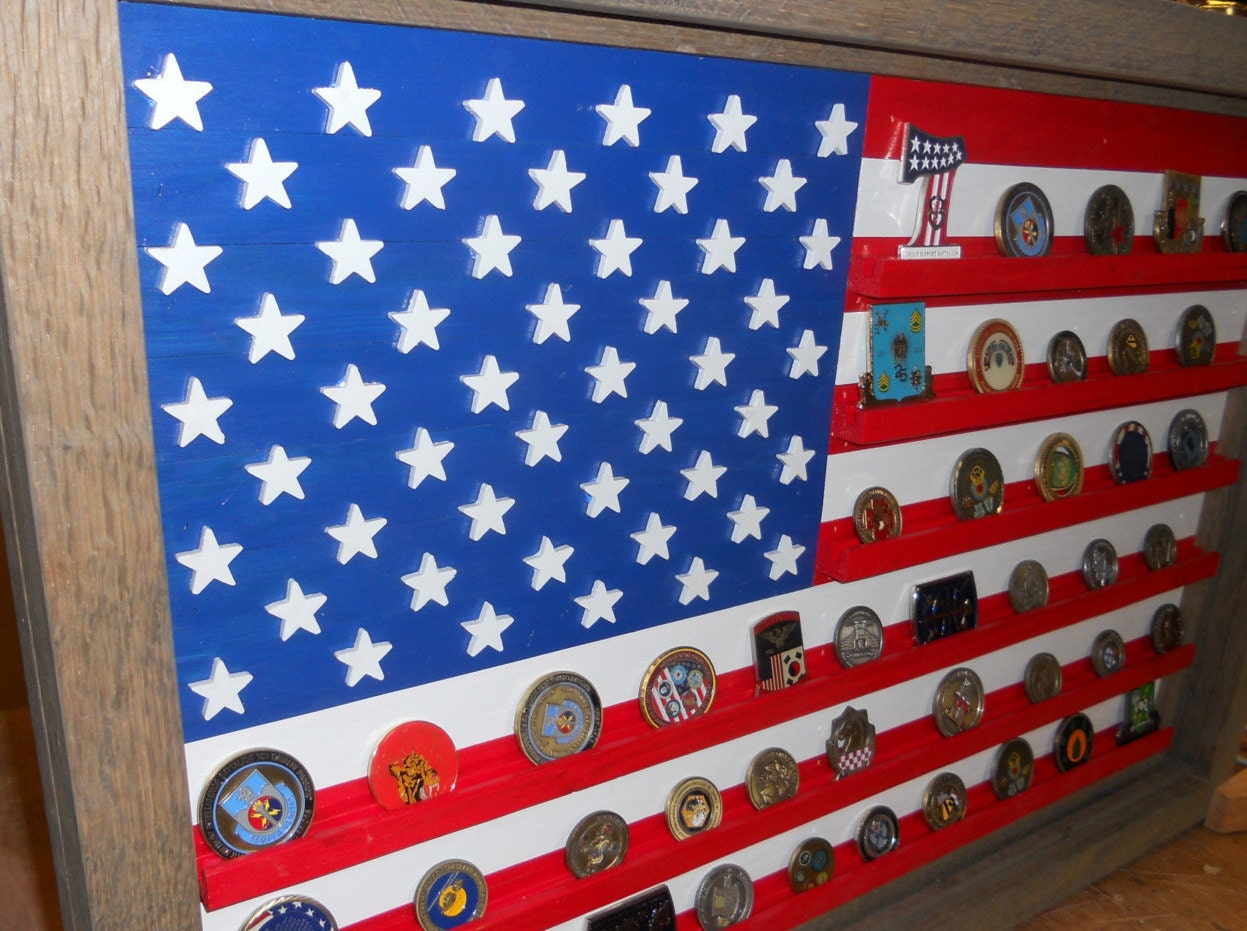 American flag on display wall pictures to pin on pinterest for Proper us flag display