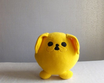 Stuffed animal, stuffed dog, plush dog, childrens toy, plushies, stuffed toy, dog toy, handmade dog, Pekingese, stuffed Pekingese yellow dog