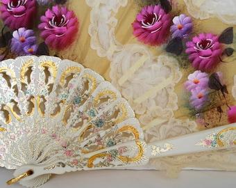 Spanish super big fan. abanicos.complementos wedding collection.
