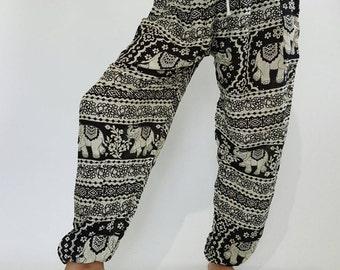CH0030 Gypsy Pants Rayon Pants,Aladdin Pants Maxi Pants Boho Pants