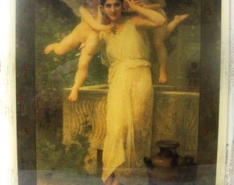 L'INNOCENCE Art Print By William Adolphe Bouguereau Prestige Graphics INC.