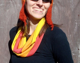 Cunning Infinity Scarf