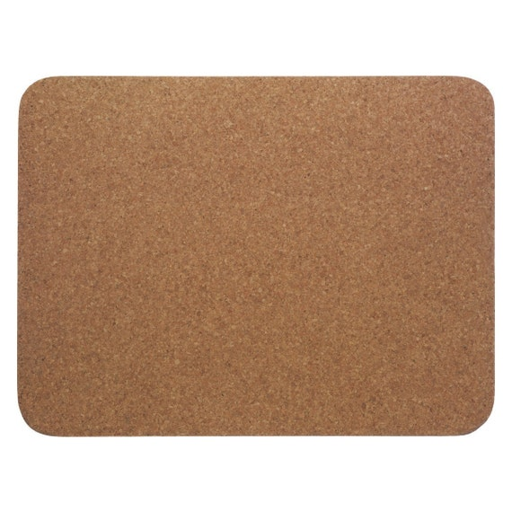 Large Thick Cork Bath Mat Bathroom Shower Non Slip Duck Board