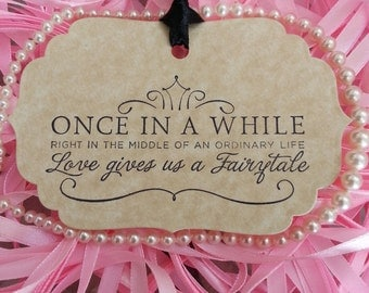 50 Wedding Wish Tree Tags Fairytale Weddings