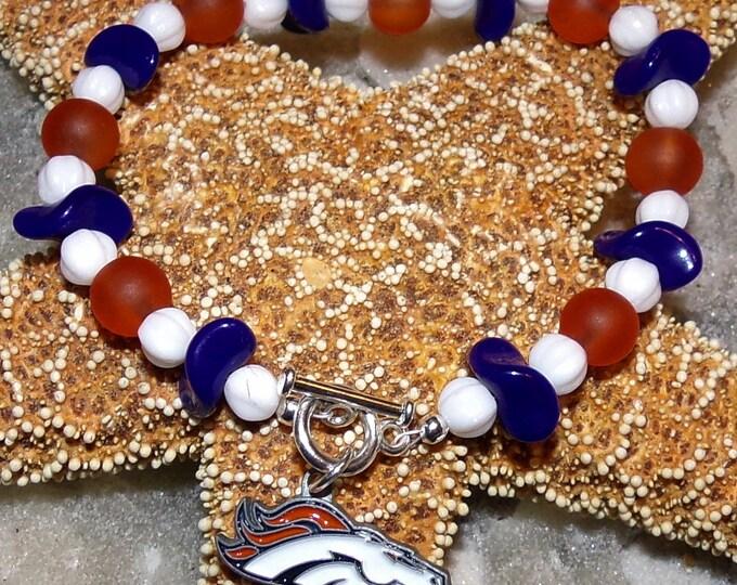 Broncos Bracelet