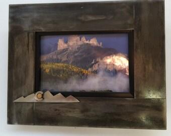 Mountain Colorado Picture Frame 8x10
