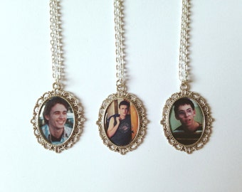 Freaks & Geeks Cameo Necklaces