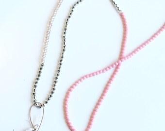 Necklace 'Piggie' (Sundance style jewelry)