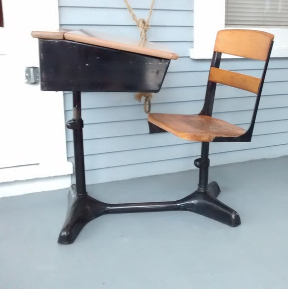 sale desk and chair kids furniture back to school metal