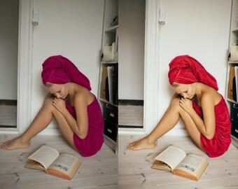 Shade Preset / Photoshop Lightroom Preset / Editing Tool Film Emulation Wedding Portrait Photography Preset