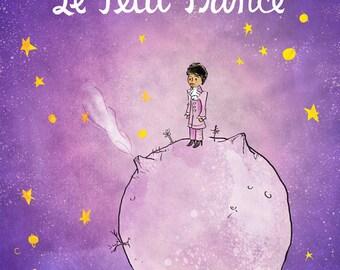 "Le Petit Prince (""The Little Prince"") Print"