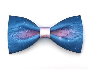Milky Way Galaxy Bowtie Bow Tie