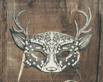 MY DEER MASK - kids