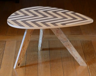 Coffee table / serving wood 50