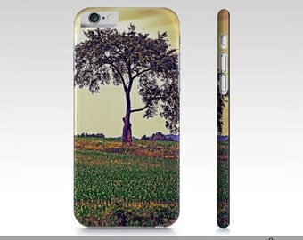 Tree Art iPhone 6 Case, Artsy iPhone Cases, Fine Art iPhone 6 Case, Landscape Art, Photo Art, iPhone Cover, Phone Case