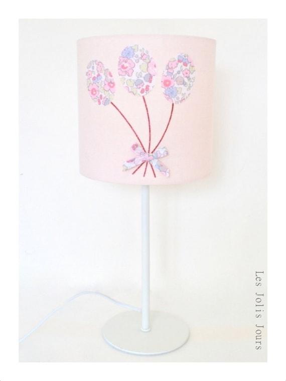 Sugar plum lamp