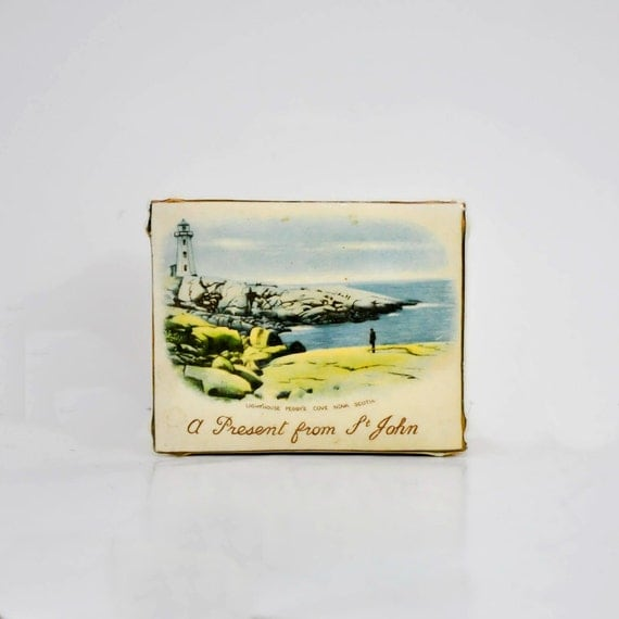 Bovey pottery england peggy 39 s cove box dresser jewellery for Affordable pools pearl river la