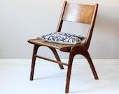 Vintage CASALA chair 1950s Modern Dining Chair panton era wood midcentury 50s